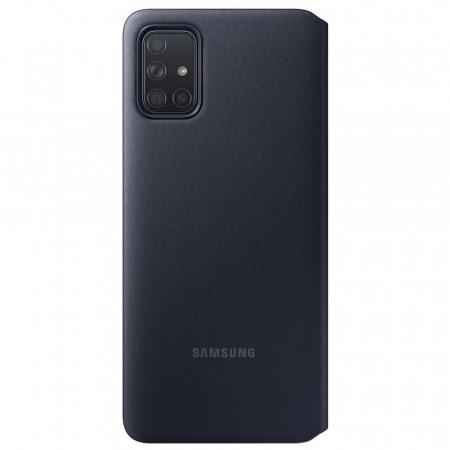 Husa de protectie Samsung S View Wallet Cover Samsung Galaxy A713