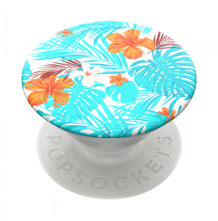 Suport stand adeziv universal Popsockets Tropical Hibiscus [1]
