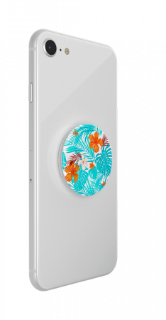 Suport stand adeziv universal Popsockets Tropical Hibiscus [5]