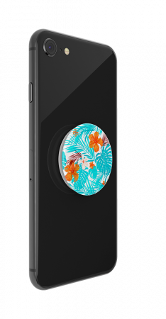 Suport stand adeziv universal Popsockets Tropical Hibiscus [3]