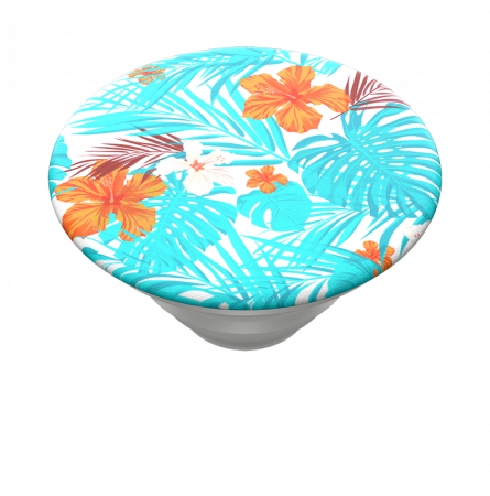 Suport stand adeziv universal Popsockets Tropical Hibiscus [7]