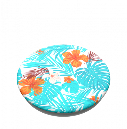 Suport stand adeziv universal Popsockets Tropical Hibiscus [2]