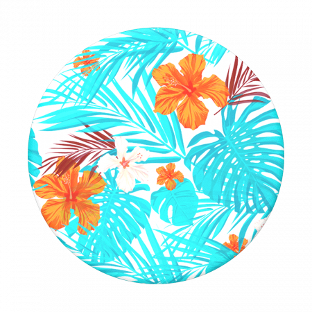 Suport stand adeziv universal Popsockets Tropical Hibiscus [0]
