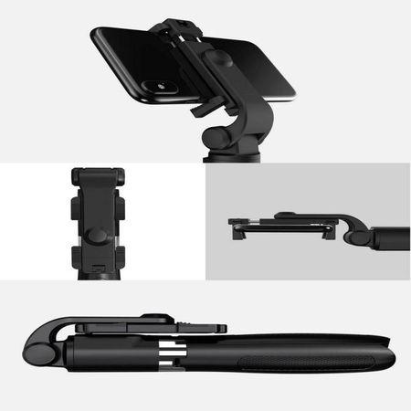 Selfie stick Tech-Protect wireless cu trepied L01S [6]