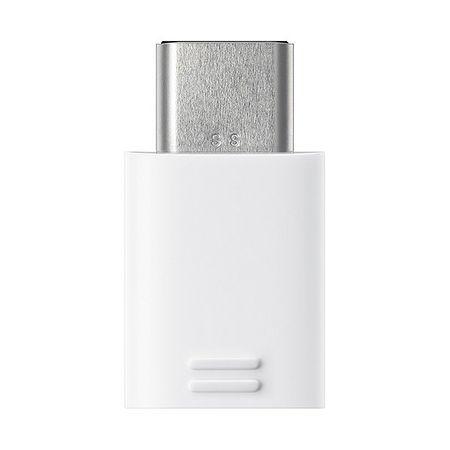 Adaptor Samsung USB Type C - MicroUSB, White EE-GN930BWEGWW1