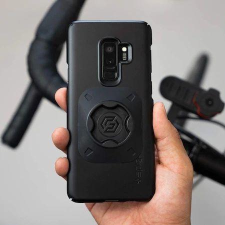 Adaptor Spigen Gearlock AU100 prindere telefon pe suport bicicleta [0]