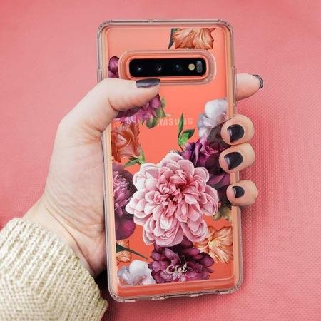 Carcasa Spigen Ciel Samsung Galaxy S10 Rose Floral2