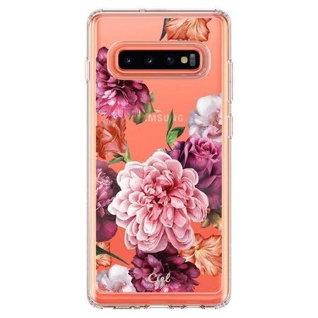 Carcasa Spigen Ciel Samsung Galaxy S10 Rose Floral3
