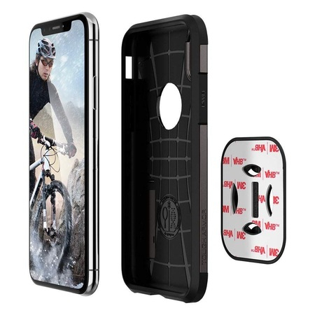 Adaptor Spigen Gearlock AU100 prindere telefon pe suport bicicleta [5]