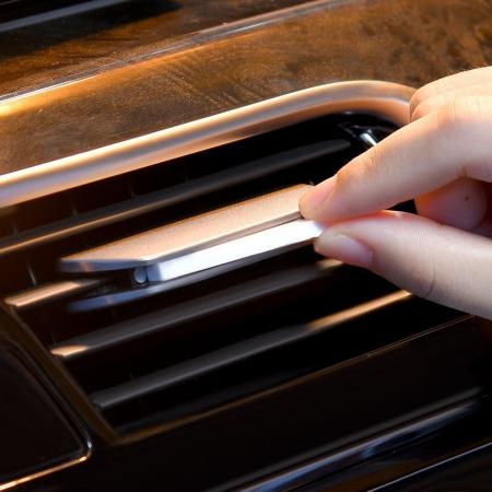 Rezerva odorizant auto Baseus Metal Paddle [2]
