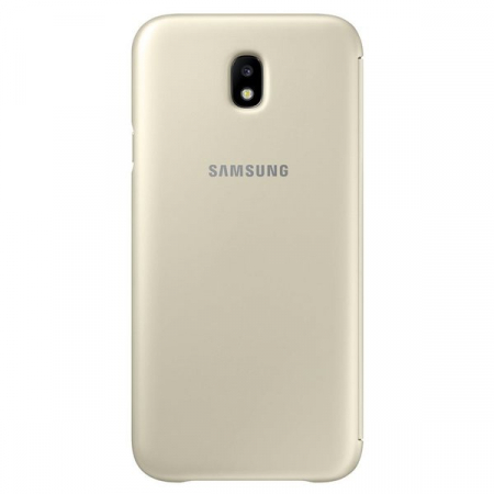 SAMSUNG GALAXY J7 (2017) WALLET COVER GOLD2