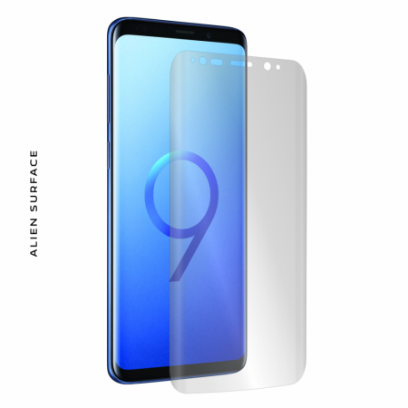 Folie Alien Surface Samsung Galaxy S9 fata case compatible [0]