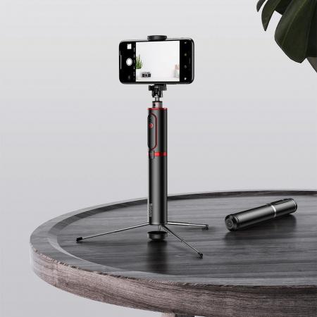 'Selfie stick Baseus trepied telescopic cu bluetooth' [5]
