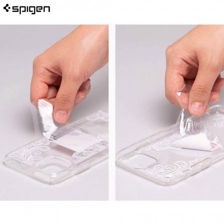SPIGEN Ciel for Iphone 11 PRO ( 5.8 ) white mandala5