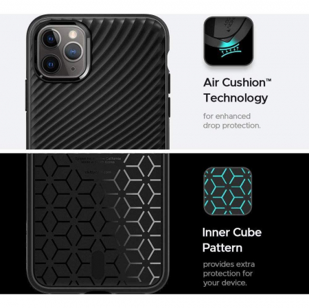 Husa Spigen Ciel Wave Shell IPhone 11 Pro4