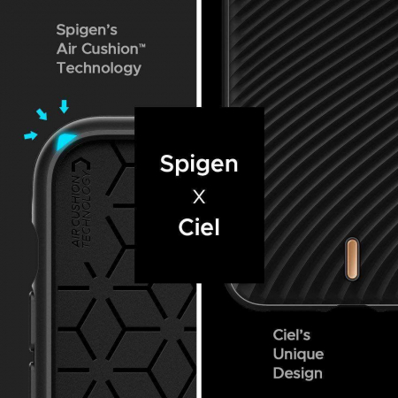 Husa Spigen Ciel Wave Shell IPhone 11 Pro2
