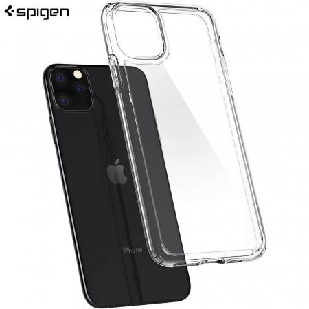 SPIGEN Crystal Hybrid for Iphone 11 PRO ( 5.8 ) crystal clear4