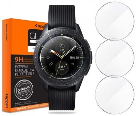 Folie sticla Spigen Glass Spigen Galaxy Watch 42mm0