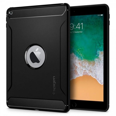 Husa Spigen Rugged Armor Apple Ipad 9.7 inch0