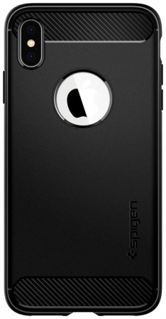 Husa Spigen Rugged Armor Iphone XS Max2