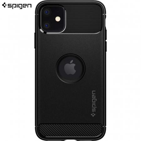 Husa Spigen Rugged Armor Iphone 11 [1]