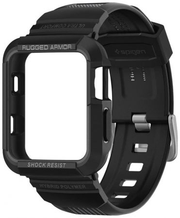 Husa Spigen Rugged Armor Pro Apple Watch 42mm1