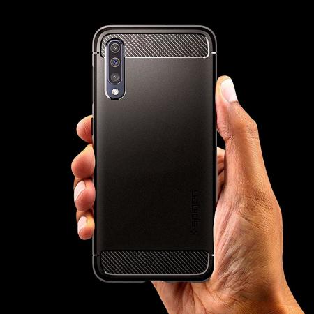 Husa Spigen Rugged Armor Samsung Galaxy A505