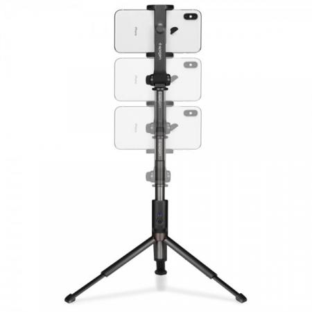SPIGEN S540W Wireless Selfie Stick Tripod black1