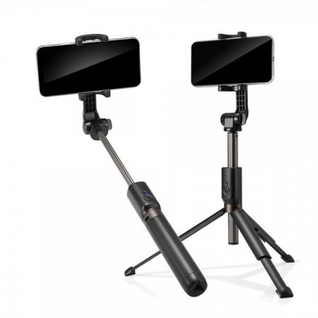 SPIGEN S540W Wireless Selfie Stick Tripod black3