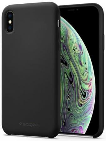 Husa Spigen Silicone Fit IPhone X/XS0