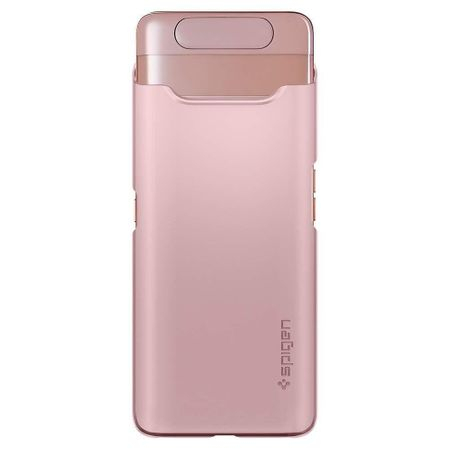 SPIGEN Thin Fit SAMSUNG A80 rose gold4