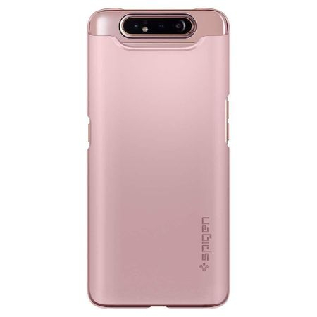 SPIGEN Thin Fit SAMSUNG A80 rose gold1
