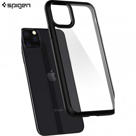 SPIGEN  ULTRA HYBRID for Iphone 11 PRO ( 5.8 ) black1