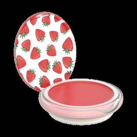 Suport stand adeziv universal Popsockets PopLips Strawberry Feels [2]