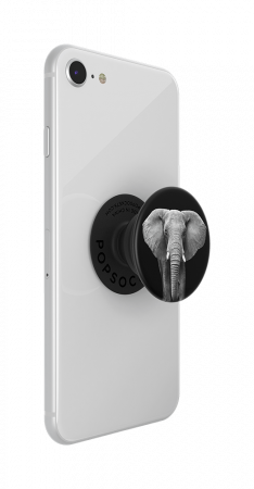 Suport stand adeziv universal Popsockets Popgrip Loxodonta Africana6