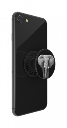 Suport stand adeziv universal Popsockets Popgrip Loxodonta Africana4