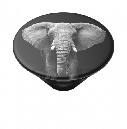 Suport stand adeziv universal Popsockets Popgrip Loxodonta Africana7