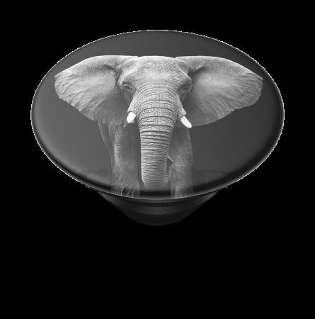 Suport stand adeziv universal Popsockets Popgrip Loxodonta Africana [7]
