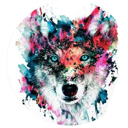 Suport stand adeziv universal Popsockets Wolf [0]