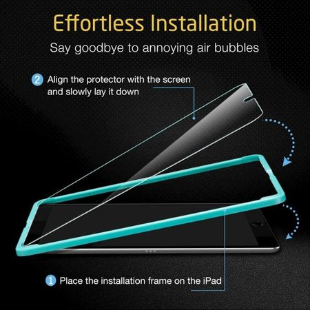 "Tempered glass ESR IPAD Air 10.5"" (2019)4"