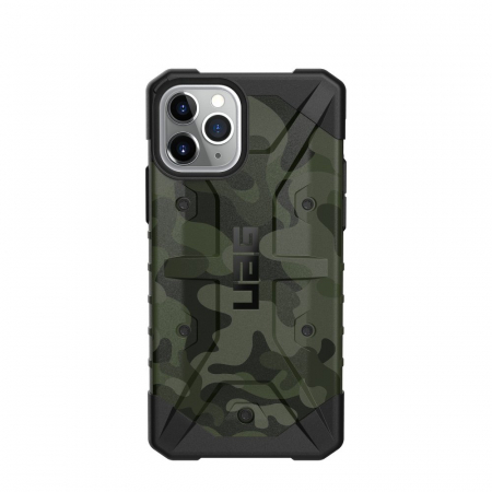 UAG URBAN ARMOR GEAR PATHFINDER IPHONE 11 PRO MAX  FOREST CAMO1