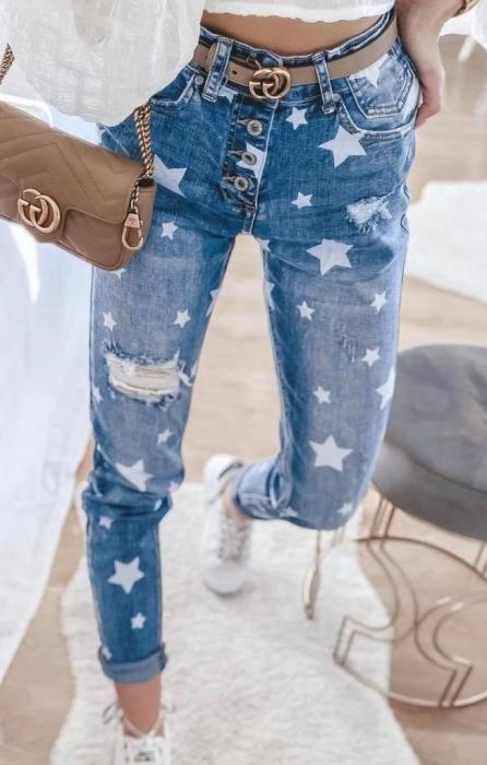 Blugi Blue Stars [0]