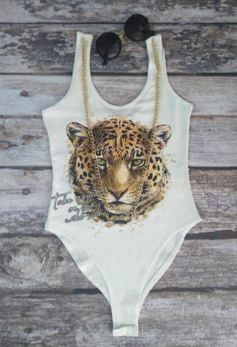 Body Tigru Alb [0]