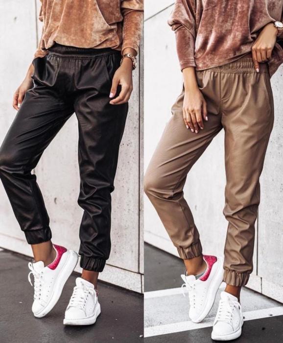 Pantaloni Cosima Negri 0