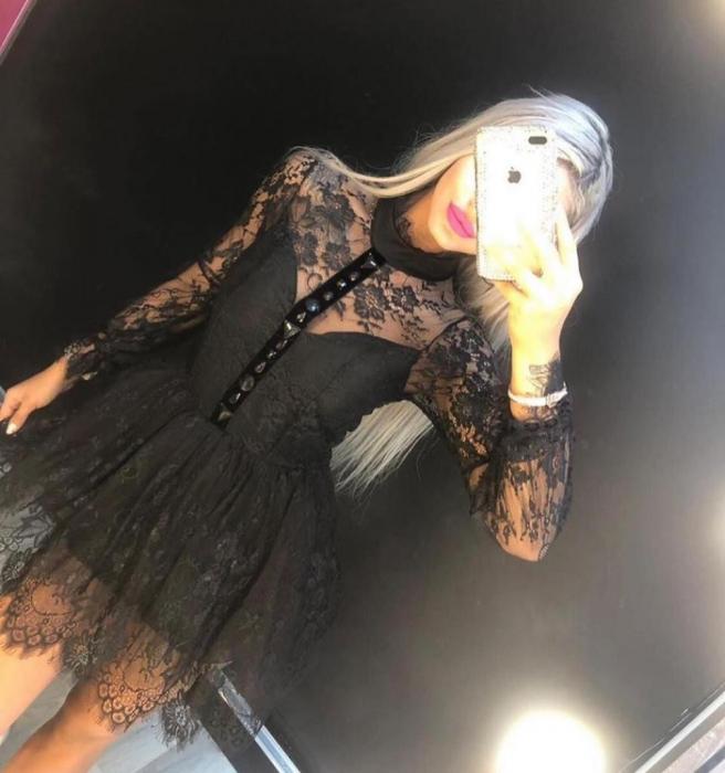Rochie Mini din Dantela [2]