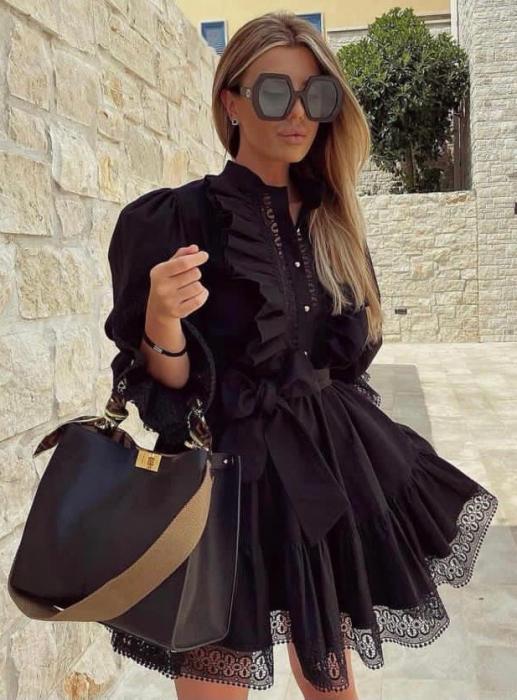 Rochie Mini Camelia 0