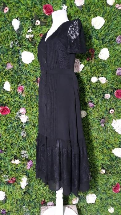 Rochie neagra Aness 2