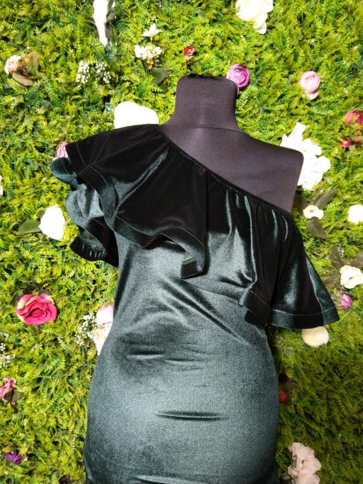 Rochie Kiara Verde 2