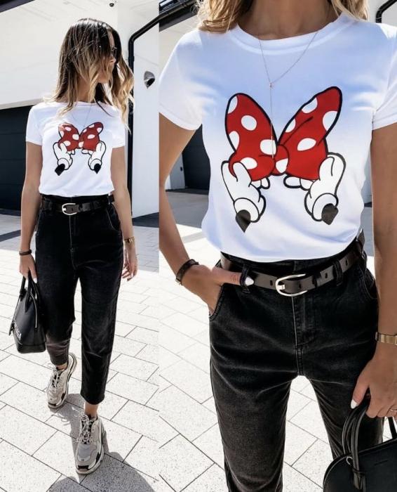 Tricou Bumbac Minnie [0]