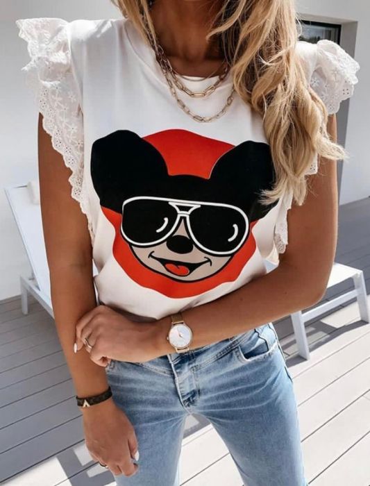 Tricou Mickey 0